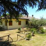 Entrata di Villa Rosabella Turismo Rurale