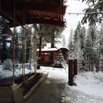 The Cedar House Sport Hotel Foto
