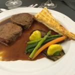 Filet im Hotel Jungfrau (Genial zart)