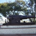 Canon Monument on Lookout Hill or Cerro Vigia , Mazatlan, Sinaloa, Mexico