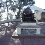 Canon Monument on Lookout Hill or Cerro Vigia