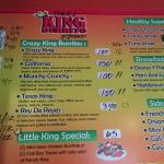 Foto de CRAZY KING Burrito