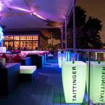 Taittinger Lounge