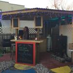 Pauly's Cafe & TikiShak has a new addition: Pauly's Flying Pig has Spiedies, Sausage Burgers, Sa