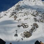 Photo de Punta Helbronner - Funivie Monte Bianco
