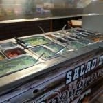 AWESOME salad bar