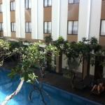 Hotel Santika Kuta Bali Bild