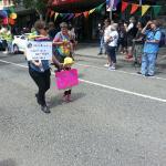 Gay Pride Toddler 31 Jan 16
