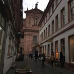 Photo de Ibis Heidelberg Hauptbahnhof