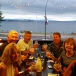 Great spot to have a meal with views over Lake Taupo. Meals delicious with generous portions Ver