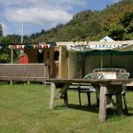 The Glory Cart Glamping