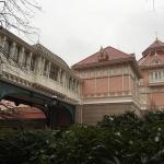 Chambre terrasse à l'entrée du parc