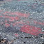 Himmelstalund rock carvings