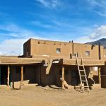 Photo de Taos Pueblo