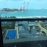 JA Ocean View Hotel Foto