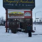 Foto de Regency Fairbanks Hotel