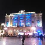 Place de la Comedie Foto
