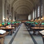 Foto de Boston Public Library