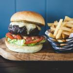 USDA Black Angus Burger