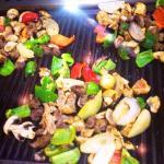 Kebab at Uni Kebab