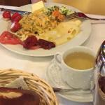 Hotel Restaurant Zur Krone Foto