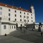 Burg Bratislava (Bratislavský hrad) Foto