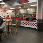 Five Guys Bellingham