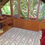 Matrimonial Room with view of the cloud forest