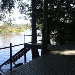 Muelle. Cuyabeno Lodge