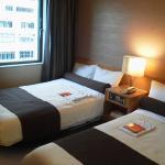 Yokohama Kokusai Hotel Foto