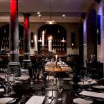 Austernbank - Restaurantbereich