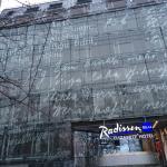 Radisson Blu Elizabete Отель