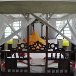 Foto de Pongwe Beach Hotel