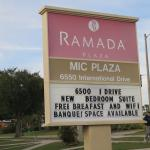 Ramada Plaza Resort and Suites Orlando International Drive Foto