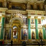 St. Isaac's Cathedral State Museum-Memorial Foto