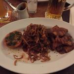 Essen war wirklich sehr gut