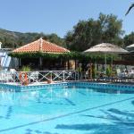 Hotel Sofia pool bar