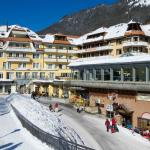 Hotel Silberhorn Winter