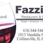Fazzi's Gift Card