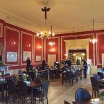 Original period tea room