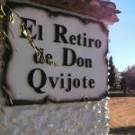 Retiro del Quijote entrada