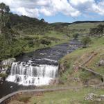 Barrinha Falls