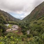 Iao Valley State Monument Foto