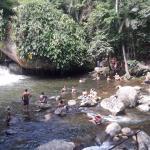 Cachoeira Tobogã Foto