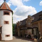 Schloss Eberstein Foto
