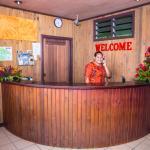 Receptionist Staff