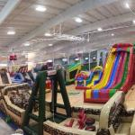 Inflatable Park at Fore Kicks Taunton