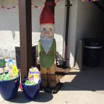 Nomes out side the Friendship Center