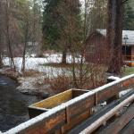 Foto de Lake Creek Lodge