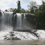 Bou Sra water fall , Mondolkiri